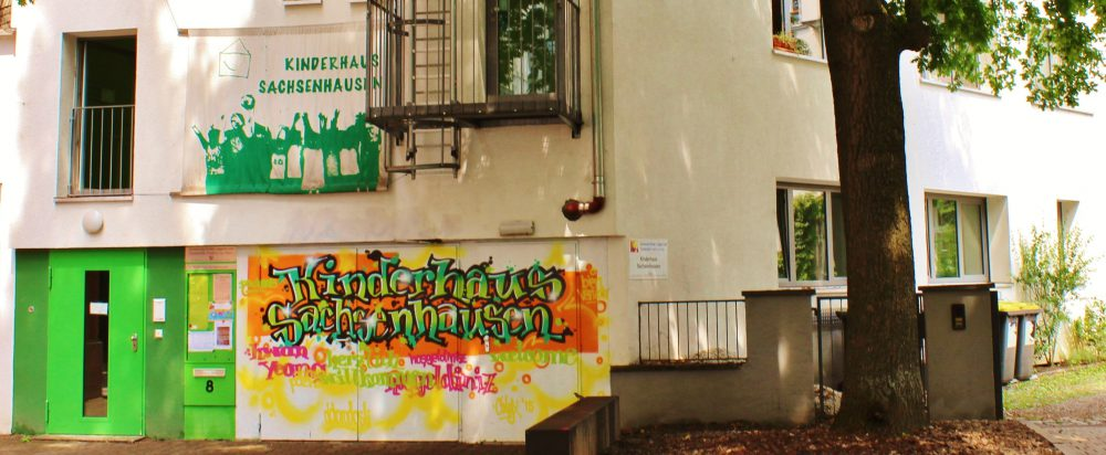 Willkommen im Kinderhaus Sachsenhausen